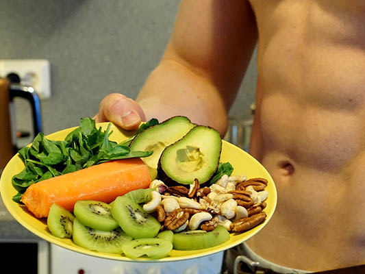 Fit in lot of nutrition into the Food you eat