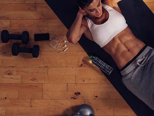 Here Is A Quick Guide On The Basics Of Exercising for weight gain