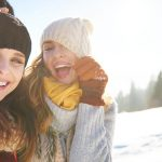 winter skin & hair care